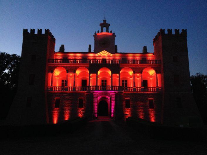 Inaugurazione villa Medici Del Vascello